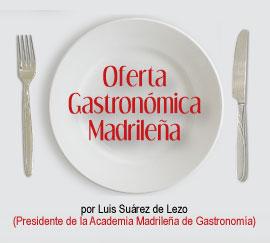 Conferencia gastronómica