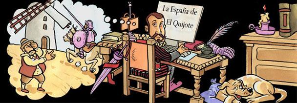 La España de el Quijote